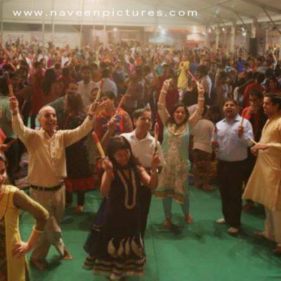 Naveen Pictures Live dance krishna copy