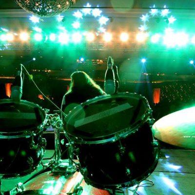 Naveen Pictures Live drum copy